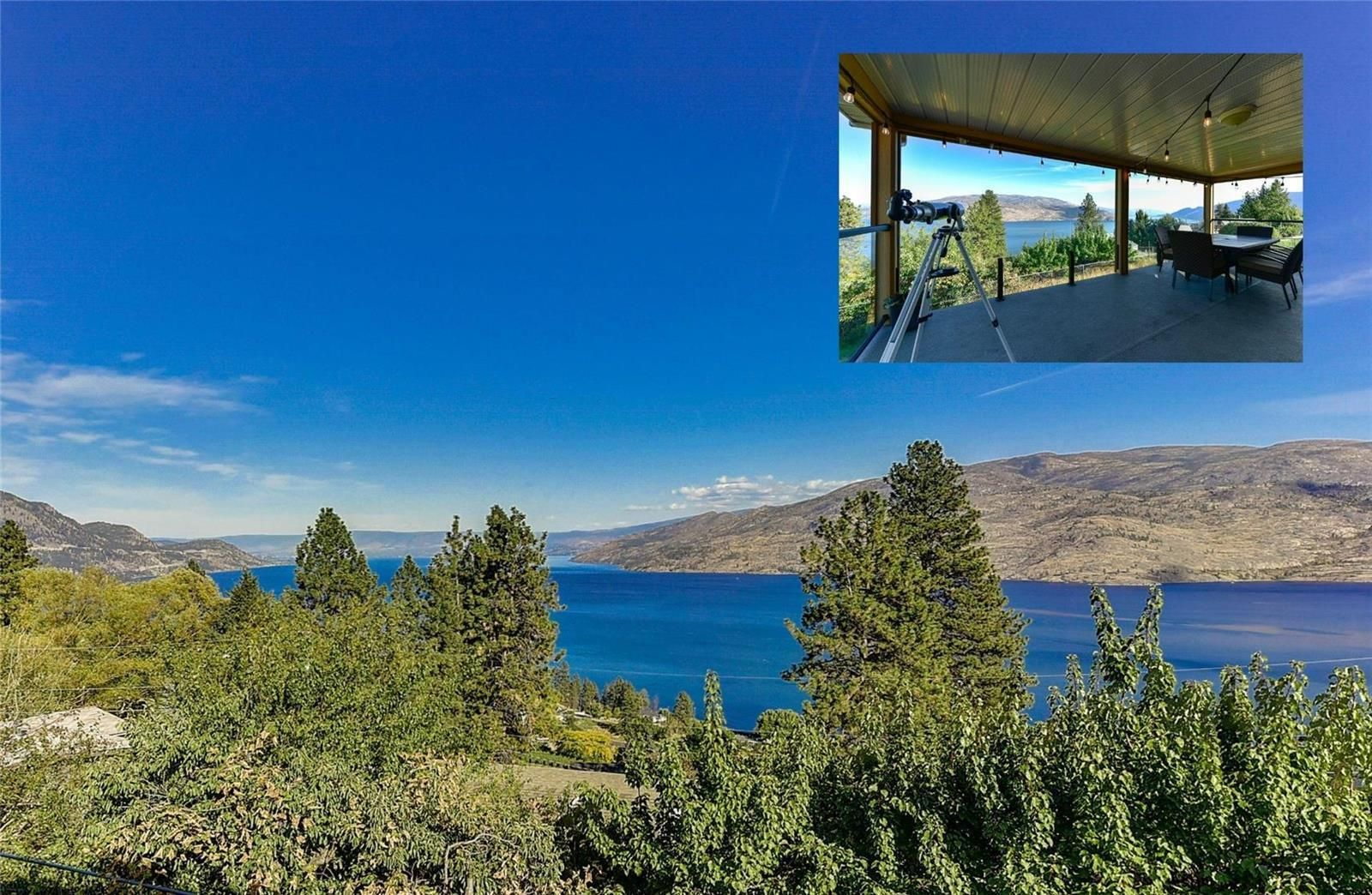 Main Photo: 6213 Whinton Crescent, in Peachland: House for sale : MLS®# 10240890