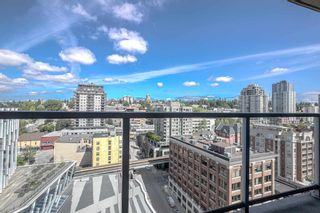 """Photo 1: 1804 14 BEGBIE Street in New Westminster: Quay Condo for sale in """"INTERURBAN"""" : MLS®# R2608241"""