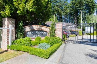 """Photo 1: 15050 SEMIAHMOO Place in Surrey: Sunnyside Park Surrey House for sale in """"Semiahmoo Wynd"""" (South Surrey White Rock)  : MLS®# R2197681"""