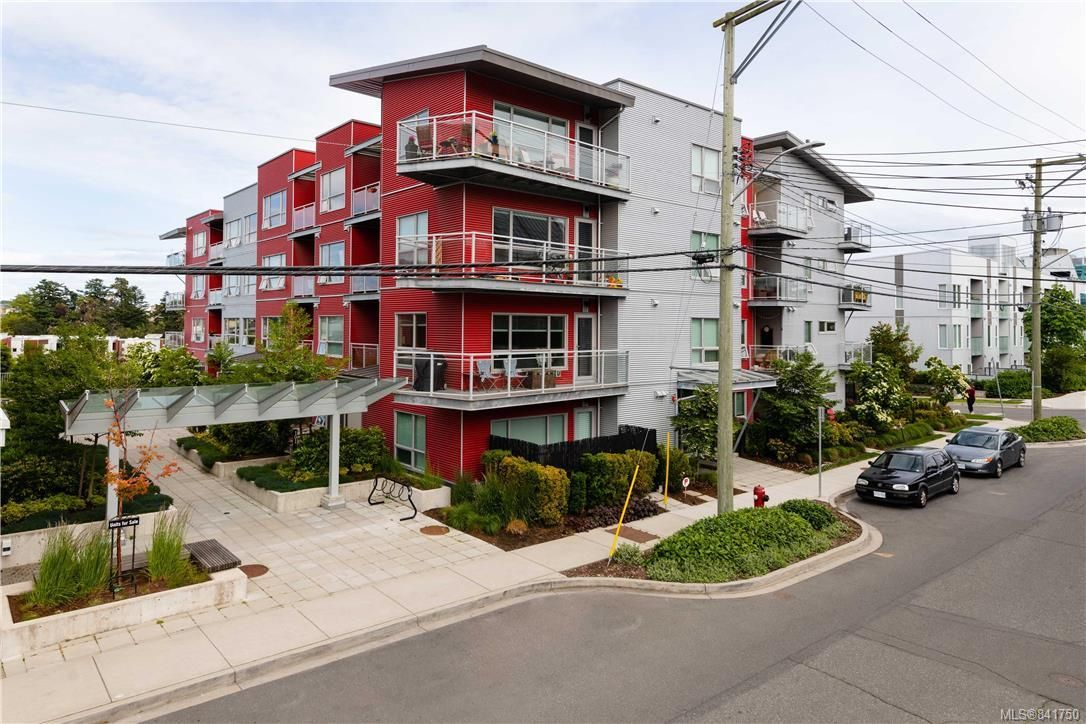 Main Photo: 107 785 Tyee Rd in Victoria: VW Victoria West Condo for sale (Victoria West)  : MLS®# 841750