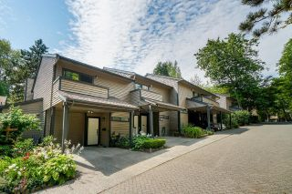 """Photo 34: 8574 WILDERNESS Court in Burnaby: Forest Hills BN Townhouse for sale in """"Simon Fraser Village"""" (Burnaby North)  : MLS®# R2614929"""
