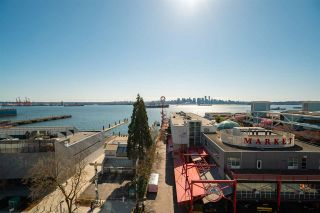 "Photo 34: 702 118 CARRIE CATES Court in Vancouver: Lower Lonsdale Condo for sale in ""Promenade at the Quay"" (North Vancouver)  : MLS®# R2561959"