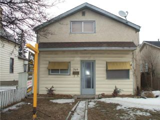 Photo 1: 769 Nairn Avenue in WINNIPEG: East Kildonan Residential for sale (North East Winnipeg)  : MLS®# 1003422