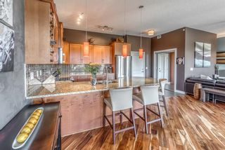Photo 3: 408 35 Aspenmont Heights SW in Calgary: Aspen Woods Apartment for sale : MLS®# A1149292
