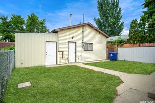 Photo 47: 921 O Avenue South in Saskatoon: King George Residential for sale : MLS®# SK863031
