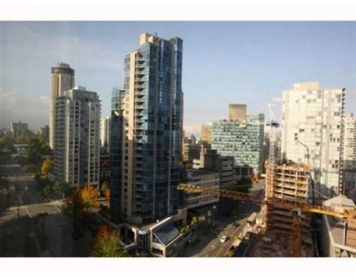 Main Photo: # 1703 588 BROUGHTON ST in Vancouver: Condo for sale : MLS®# V792587