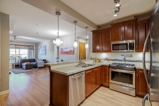 """Photo 4: A106 8218 207A Street in Langley: Willoughby Heights Condo for sale in """"YORKSON CREEK - WALNUT RIDGE 4"""" : MLS®# R2568624"""