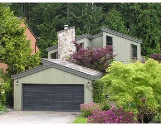 Photo 1: 1065 Blue Grouse Way in North Vancouver: Grouse Woods House  : MLS®# V710438