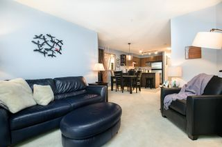 """Photo 1: 214 4799 BRENTWOOD Drive in Burnaby: Brentwood Park Condo for sale in """"THOMSON HOUSE AT BRENTWOOD GATE"""" (Burnaby North)  : MLS®# R2598459"""
