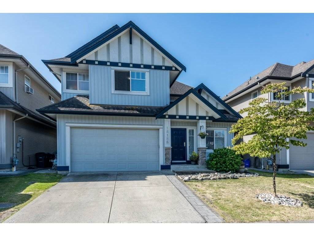"Main Photo: 18186 66A Avenue in Surrey: Cloverdale BC House for sale in ""The Vineyards"" (Cloverdale)  : MLS®# R2186469"