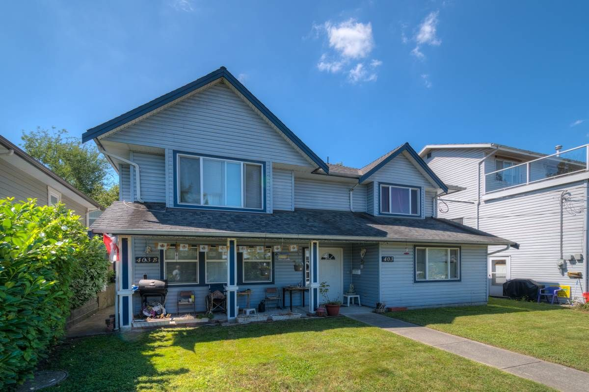 Main Photo: 403 WILSON Street in New Westminster: Sapperton House for sale : MLS®# R2097996