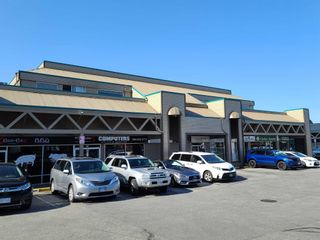 Photo 1: 205 2922 GLEN Drive in Coquitlam: Central Coquitlam Office for lease : MLS®# C8039191