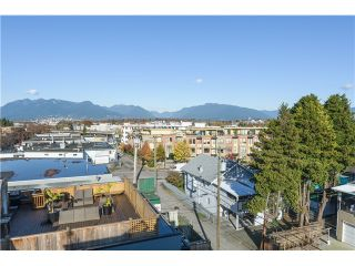 """Photo 8: 201 3736 COMMERCIAL Street in Vancouver: Victoria VE Townhouse for sale in """"Elements"""" (Vancouver East)  : MLS®# V979765"""