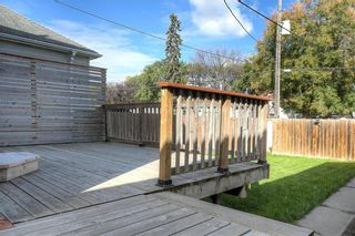 Photo 16: 409 Arnold Avenue in Winnipeg: Lord Roberts Residential for sale (1Aw)  : MLS®# 202122590