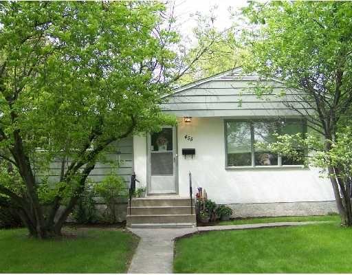 Main Photo: 455 HORTON Avenue West in WINNIPEG: Transcona Residential for sale (North East Winnipeg)  : MLS®# 2809840