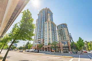 """Photo 2: 407 10777 UNIVERSITY Drive in Surrey: Whalley Condo for sale in """"City Point"""" (North Surrey)  : MLS®# R2599755"""