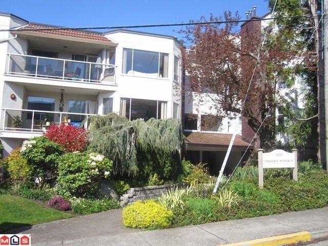 "Main Photo: 301 1225 MERKLIN Street: White Rock Condo for sale in ""Englsea Manor II"" (South Surrey White Rock)  : MLS®# F1223397"
