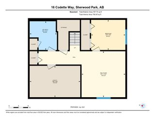 Photo 44: 16 CODETTE Way: Sherwood Park House for sale : MLS®# E4237097
