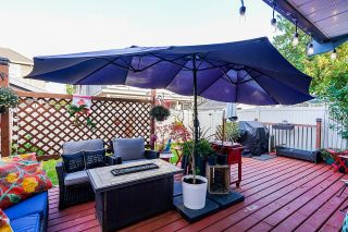 """Photo 31: 10 7250 122 Street in Surrey: East Newton Townhouse for sale in """"STRAWBERRY HILL"""" : MLS®# R2622818"""