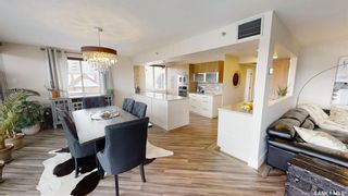 Photo 3: 401 730 Spadina Crescent East in Saskatoon: Central Business District Residential for sale : MLS®# SK837574