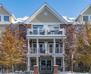 Photo 1: 314 3650 Marda Link SW in Calgary: Garrison Woods Apartment for sale : MLS®# A1109364