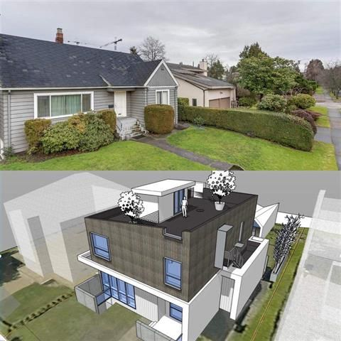 Photo 2: Photos: 1625 W 59TH AV in VANCOUVER: South Granville House for sale (Vancouver West)  : MLS®# R2133166