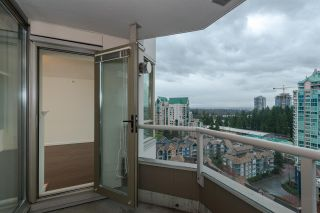 "Photo 13: 1508 3070 GUILDFORD Way in Coquitlam: North Coquitlam Condo for sale in ""LAKESIDE TERRACE"" : MLS®# R2044919"