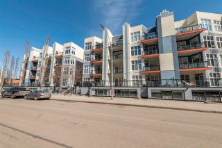 Photo 2: 311 10147 112 Street in Edmonton: Zone 12 Condo for sale : MLS®# E4238427