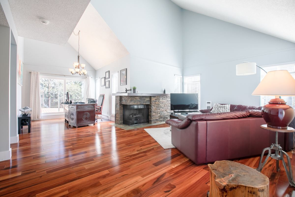 """Main Photo: 3681 BORHAM Crescent in Vancouver: Champlain Heights Townhouse for sale in """"THE UPLANDS"""" (Vancouver East)  : MLS®# R2353894"""