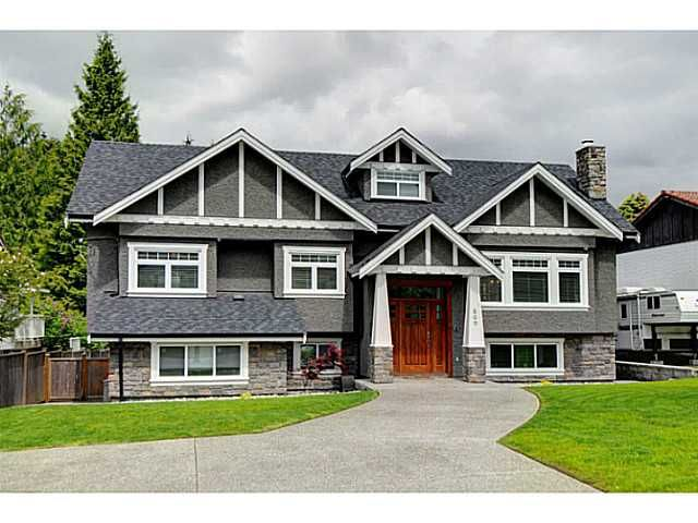 Main Photo: 869 RUNNYMEDE Avenue in Coquitlam: Coquitlam West House for sale : MLS®# V1064519