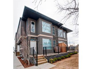 Photo 1: 2 413 17 Avenue NW in Calgary: Mount Pleasant House for sale : MLS®# C4006497