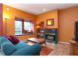 """Photo 1: 309 3709 PENDER Street in Burnaby: Willingdon Heights Townhouse for sale in """"LEXINGTON NORTH"""" (Burnaby North)  : MLS®# V948067"""