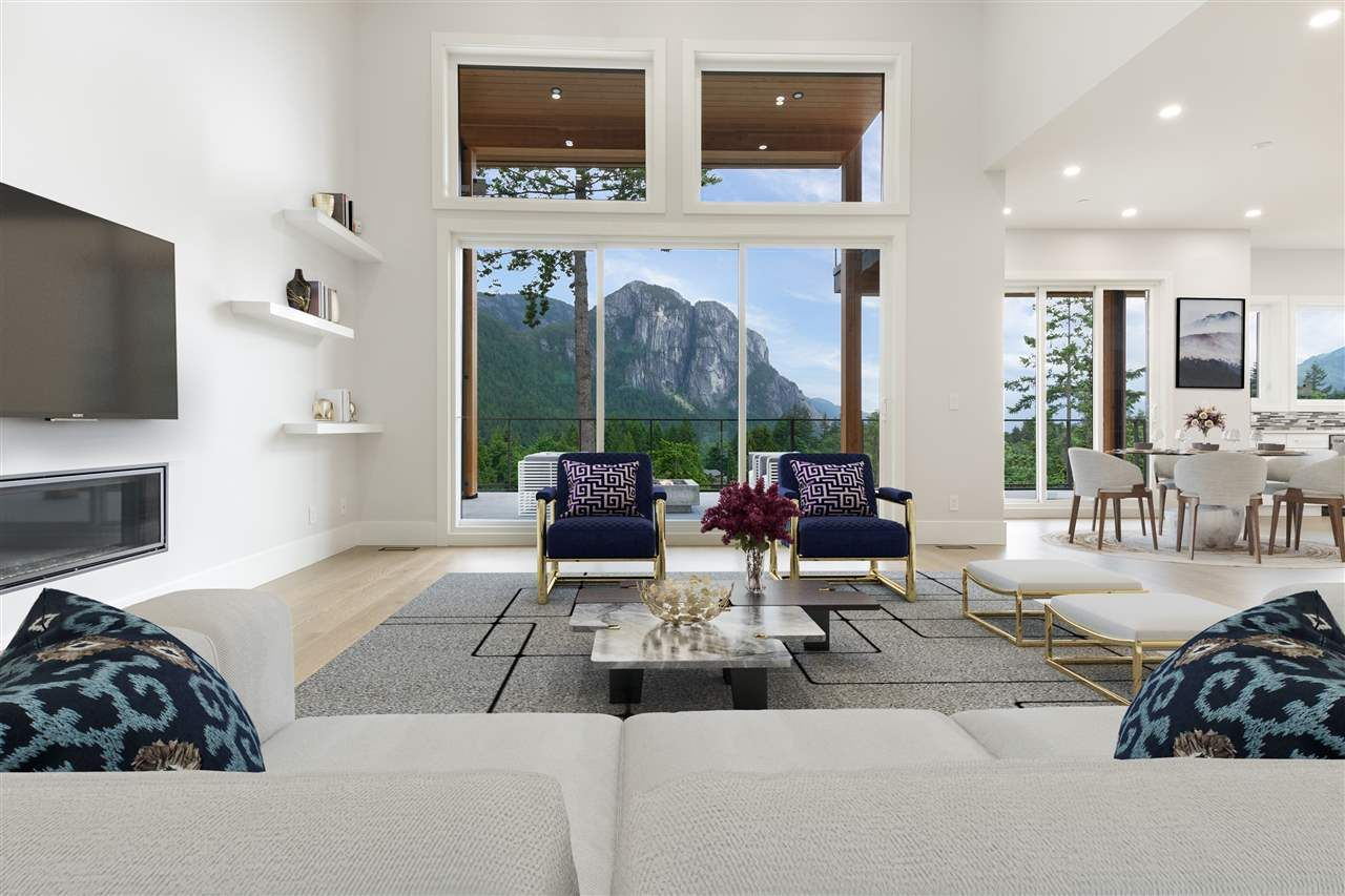 Main Photo: 2204 WINDSAIL PLACE in Squamish: Plateau House for sale : MLS®# R2464154