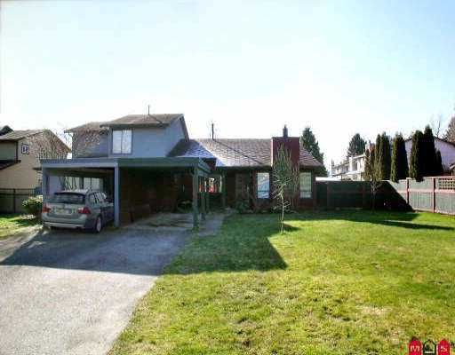 Main Photo: 13426 69TH AV in Surrey: West Newton Townhouse for sale : MLS®# F2603364