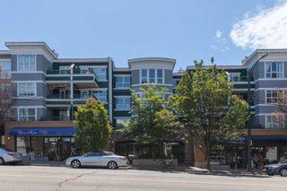 """Photo 1: 317 2680 W 4TH Avenue in Vancouver: Kitsilano Condo for sale in """"STAR OF KITSILANO"""" (Vancouver West)  : MLS®# R2574996"""