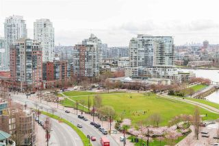 """Photo 2: 1708 1438 RICHARDS Street in Vancouver: Yaletown Condo for sale in """"AZURA I."""" (Vancouver West)  : MLS®# R2624881"""