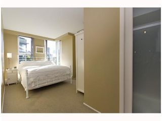 """Photo 6: 608 1008 CAMBIE Street in Vancouver: Yaletown Condo for sale in """"WATERWORKS AT MARINA POINTE"""" (Vancouver West)  : MLS®# V924954"""