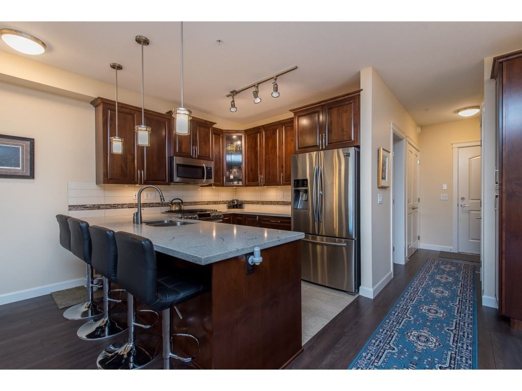 """Photo 9: Photos: A110 20716 WILLOUGHBY TOWN CENTRE Drive in Langley: Willoughby Heights Condo for sale in """"Yorkson Downs"""" : MLS®# R2491391"""