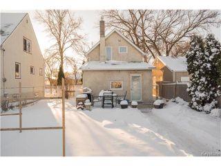 Photo 15: 373 Dubuc Street in Winnipeg: Norwood Residential for sale (2B)  : MLS®# 1630766