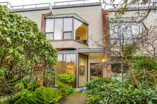 """Photo 1: 2778 W 1ST Avenue in Vancouver: Kitsilano Townhouse for sale in """"Cherry West"""" (Vancouver West)  : MLS®# R2020380"""