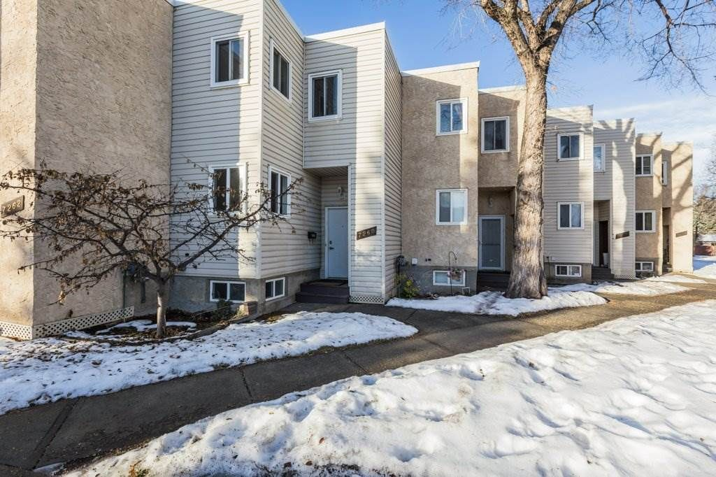 Main Photo: 7260 MILL WOODS Road S in Edmonton: Zone 29 Townhouse for sale : MLS®# E4222839
