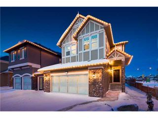 Photo 1: 210 CRANSTON Gate SE in Calgary: Cranston Residential Detached Single Family for sale : MLS®# C3648713