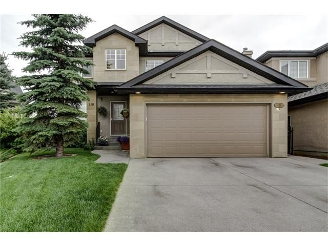 Main Photo: 118 PANATELLA CI NW in Calgary: Panorama Hills House for sale : MLS®# C4078386