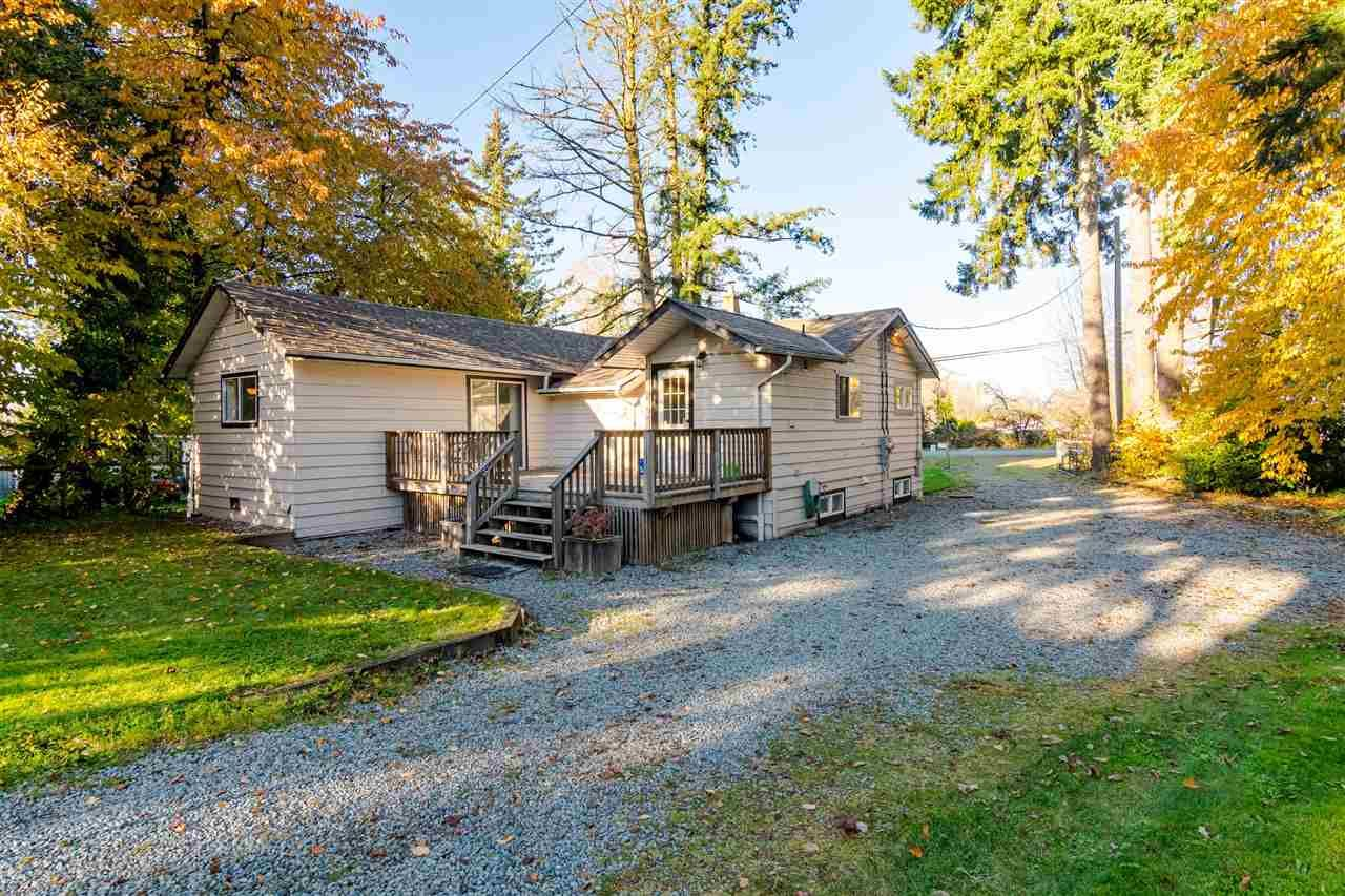 Main Photo: 23794 FRASER Highway in Langley: Campbell Valley House for sale : MLS®# R2516043