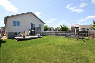 Photo 20: 3 Montvale Crescent in Winnipeg: Royalwood Residential for sale (2J)  : MLS®# 1815274