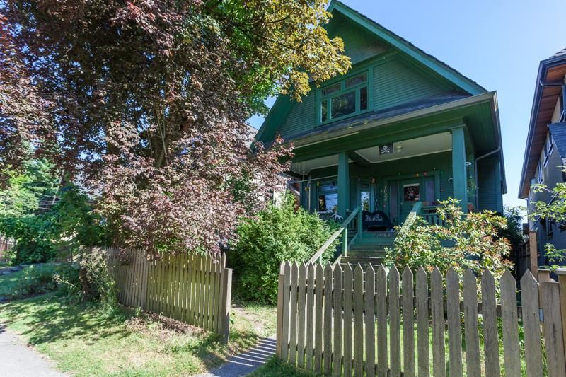 Main Photo: 1024 E 13TH AVENUE in : Mount Pleasant VE House for sale : MLS®# R2187493