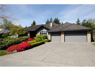 Photo 1: 14429 29 Avenue in White Rock: Elgin Chantrell House for sale (Surrey)  : MLS®# F1410309