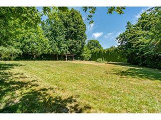 "Photo 34: 16865 18 Avenue in Surrey: Pacific Douglas House for sale in ""Hazelmere Estates"" (South Surrey White Rock)  : MLS®# R2590320"