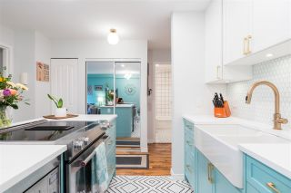 """Photo 12: 102 1549 KITCHENER Street in Vancouver: Grandview Woodland Condo for sale in """"Dharma Digs"""" (Vancouver East)  : MLS®# R2570093"""