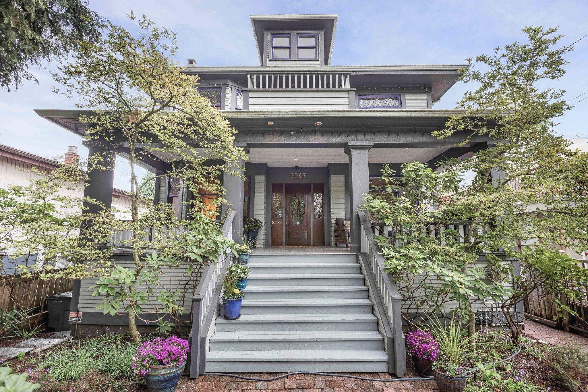 Main Photo: 2067 E Georgia Street in : Hastings Sunrise House for sale (Vancouver East)